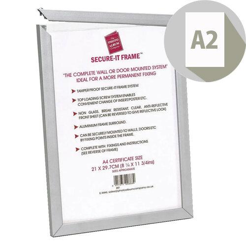 Frame A2 Secure-it Photo Album Company