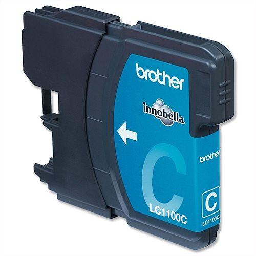 Brother LC-1100C Cyan Ink Cartridge LC1100C