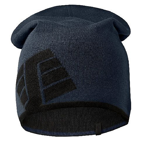 Snickers 9015 Reversible Beanie One Size Navy/Black