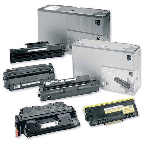 Compatible HP 641A Yellow Laser Toner C9722A 5 Star