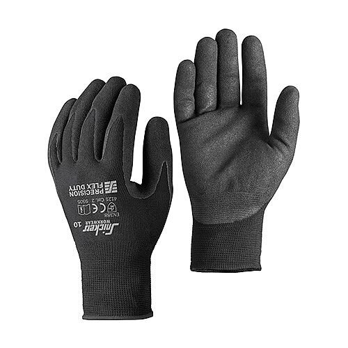 Snickers 9305 Precision Flex Duty Gloves Size 8 [Pack of 10]