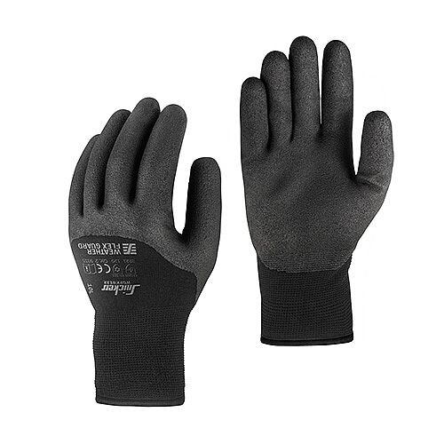 Snickers 9325 Weather Flex Guard Gloves Size 11 [Pack of 10]