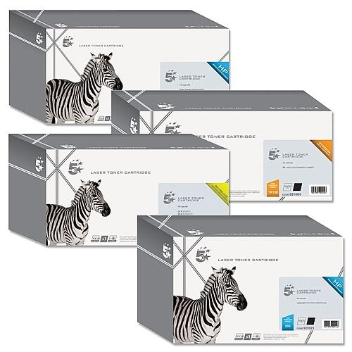 HP 304A Compatible Black Twin Pack Laser Toner CC530AD 5 Star