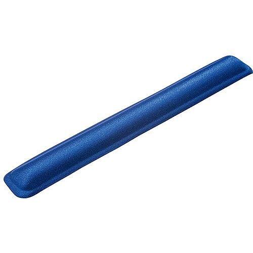5 Star Office Keyboard Wrist Pad Gel Lycra Anti-skid Blue