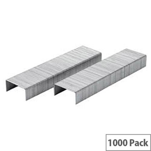 5 Star Office Staples 26/8mm  Box of 1000 Staples