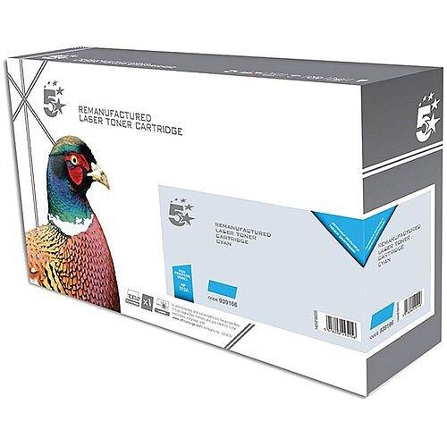HP 312A Compatible Cyan Laser Toner Cartridge CF381A 5 Star