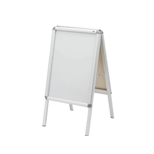 Nobo A-Board Snap Clip Frame Poster Display A2 Ref 1902207