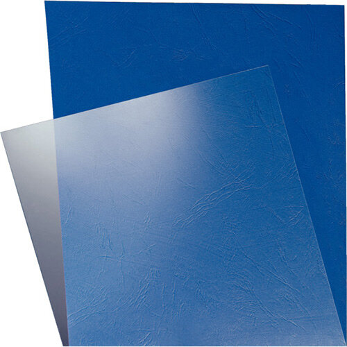 Leitz Binding Covers 180 Microns Clear Pack of 100