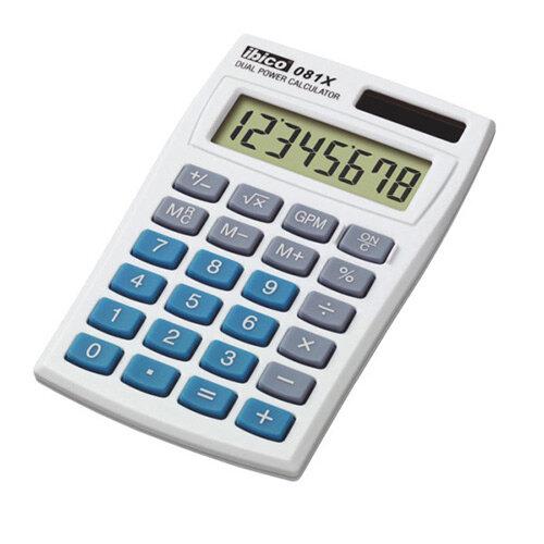 Ibico 081X Pocket Calculator