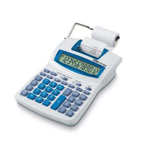 Ibico 1214X Semi-Professional Print Calculator