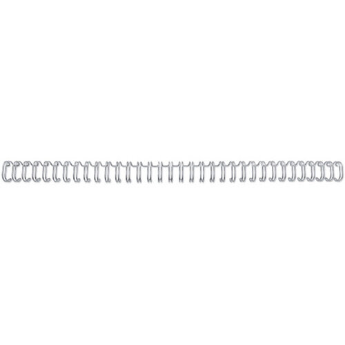 GBC WireBind Binding Wires 2:1 Wire No16 A4 White Pack of 200