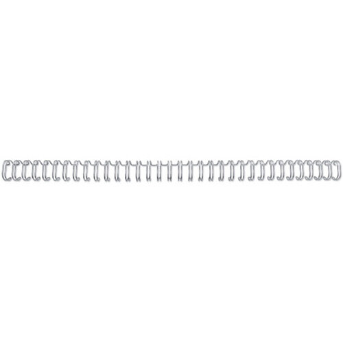 GBC WireBind Binding Wires 2:1 Wire No20 A4 White Pack of 100