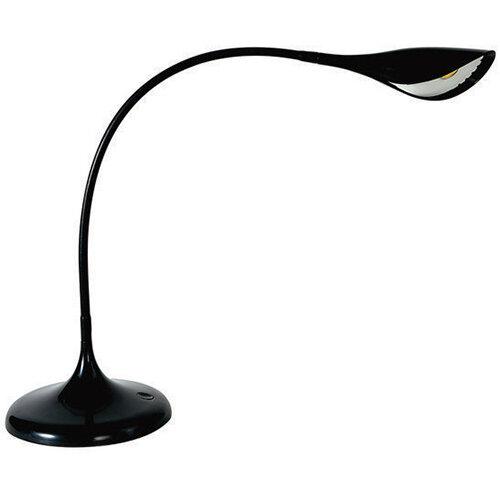 Alba Arum LED Desk Lamp Black LEDARUM N