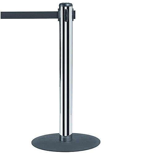 Albion Economy Flexibarrier Stand Chrome