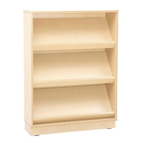 Flexi 3 Shelf Storage &Display Bookcase 89x30x107cm