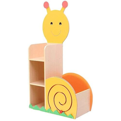 Small Snail Book Storage Bookcase