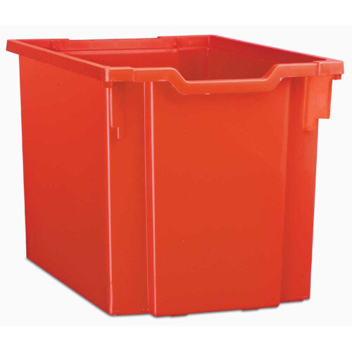 Jumbo Container Red 150mm Deep