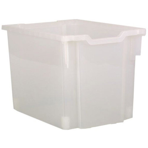 Jumbo Container Clear 150mm Deep
