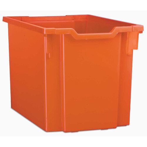 Jumbo Container Orange 150mm Deep