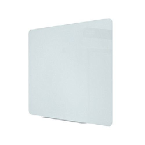 Bi-Office Magnetic Glass Drywipe Board 1500x1200mm GL110101