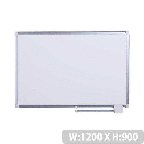 Bi-Office New Generation Drywipe Board 1200 x 900mm Aluminium Frame MA0512830