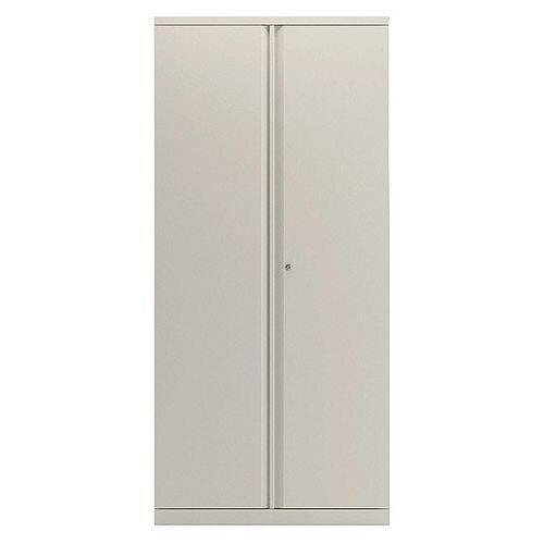 Bisley Chalk 1968mm 2 Door Cupboard BY74770