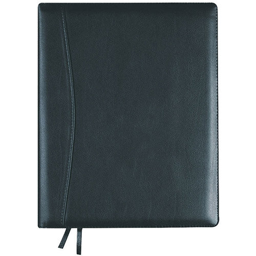 Collins Elite Compact 2021 Diary Day Per Page Black 1140V
