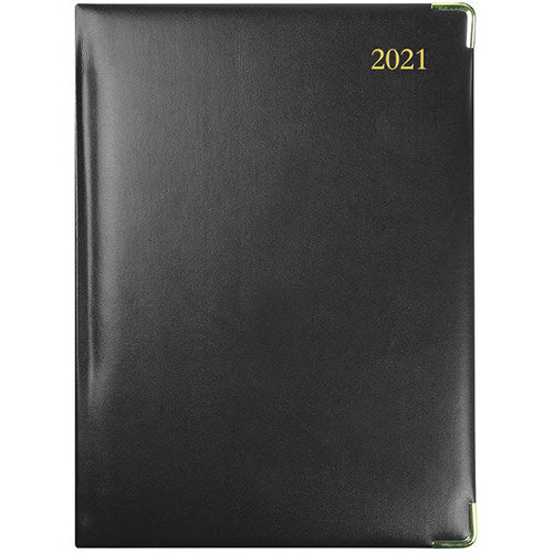 Collins Classic Appointment Manager 2021 Diary Week to View 1210V