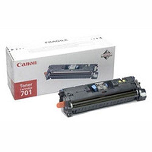 Canon 701 Black High Yield Toner Cartridge 9287A003
