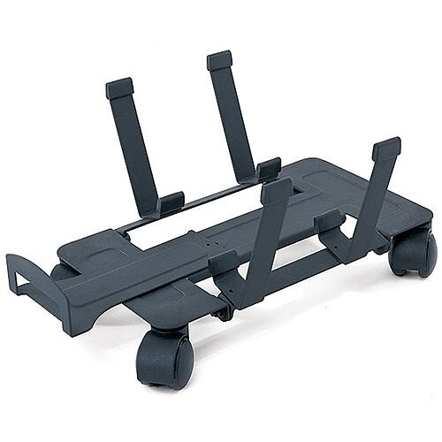 Humanscale CPU Dolly Mobile CPU Holder Black