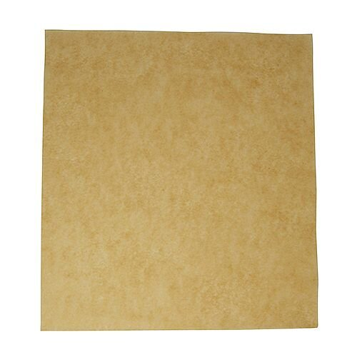 380x275mm 50gsm Unbleached Greaseproof Paper Sheets Pack of 500