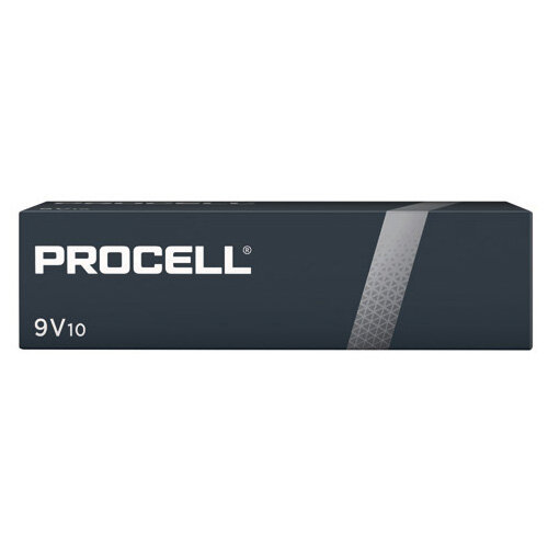 Duracell Procell 9V Batteries Pack of 10 5007608