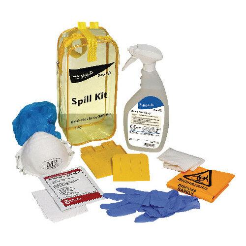 Diversey Oxivir Plus Body Spillage Kit 100840608