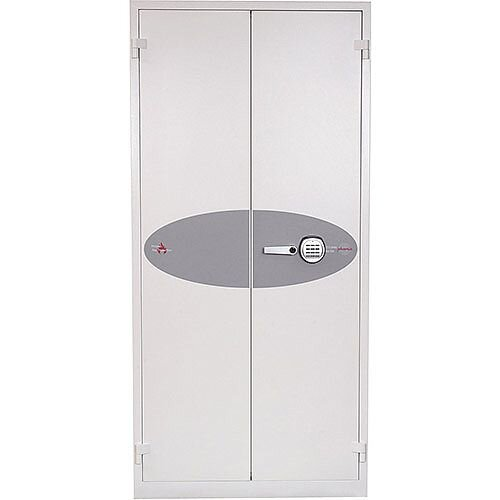 Phoenix Fire Ranger FS1513E Size 3 Fire Safe with Electronic Lock White 615L 30min Fire Protection