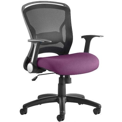 Zeus Task Operator Office Chair Purple
