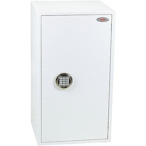 Phoenix Fortress SS1184E Size 4 S2 Security Safe with Electronic Lock White 74L