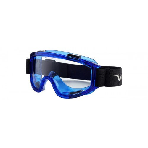 Univet 601 Safety Goggles Clear Pack of 5 Ref E02029-5