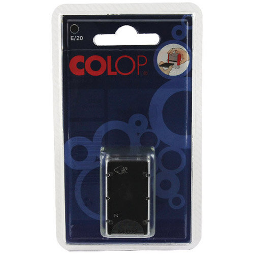 Colop E20 refill stamp pads black