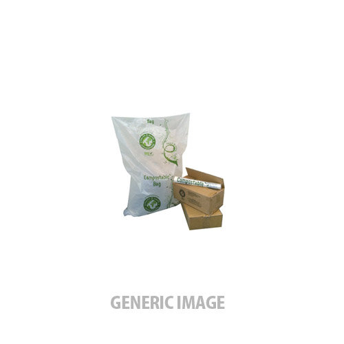 Standard Refuse Sack 8 Rolls of 25 Bags E2E2939BL