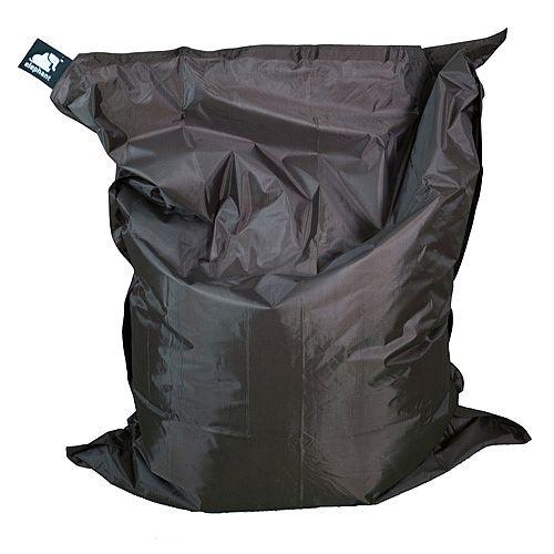 Elephant Jumbo Indoor &Outdoor Use Bean Bag 1750x1350mm Urban Black