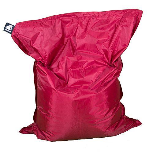 Elephant Jumbo Indoor &Outdoor Use Bean Bag 1750x1350mm Vibrant Red