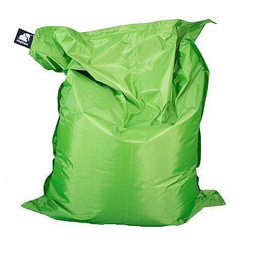 Elephant Jumbo Indoor &Outdoor Use Bean Bag 1750x1350mm Zingy Lime