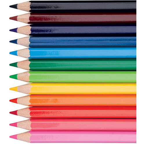 Graffico Coloured Pencils Pack of 144 EN05990
