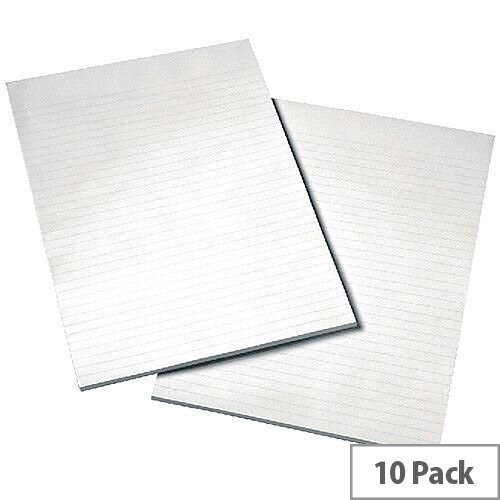Graffico Recycled Memo A4 Pad Feint Ruled 160 Pages 9100036