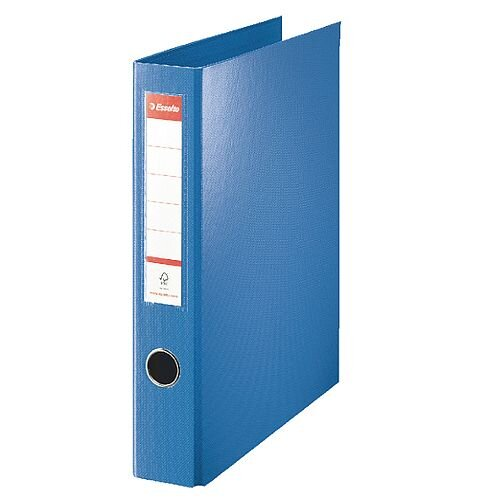 Esselte 4D-Ring Binder A4 40mm Blue 82405