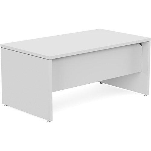 Fermo Executive Office Desk W1600mm White