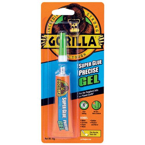 Gorilla Super Glue Precise Gel 15g 4044611