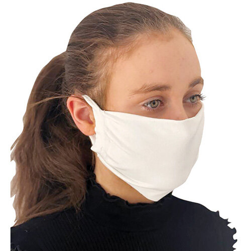Exacompta Examask Face Protective Mask Pack of 10 80558D
