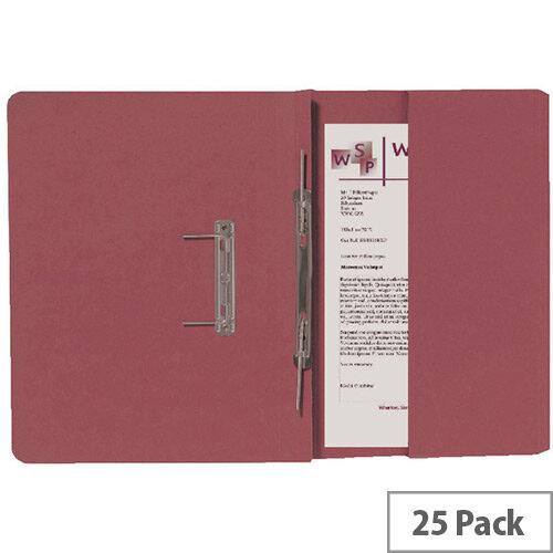 Guildhall Transfer Spiral Pocket R/H Red Pack of 25 211/9065Z