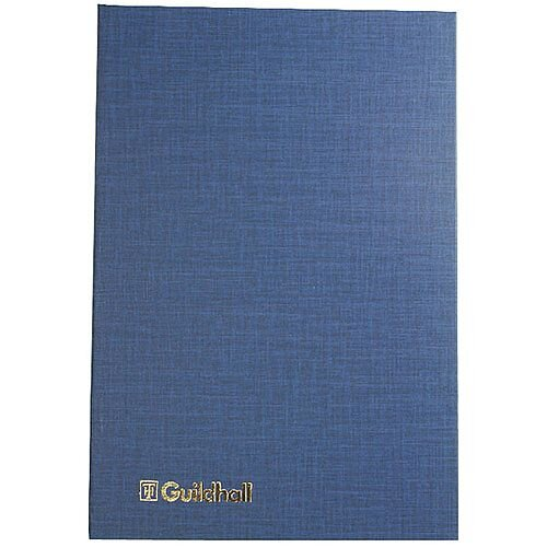 Guildhall Account Book 160 Pages 32/12 1062